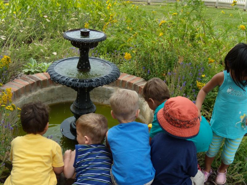 Buhr Park Water Well